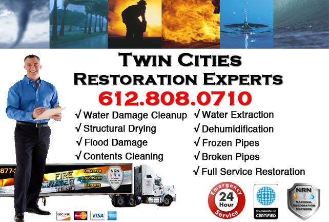Twin Cities Water Damage Restoration