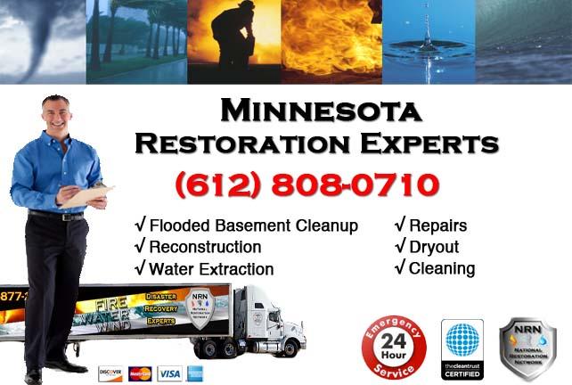 Minnesota Flooded Basement Cleanup
