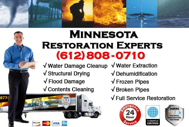 Minnesota Water Damage Restoration